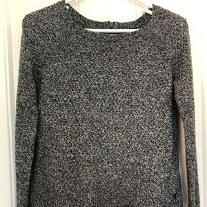 American Eagle Heathered Gray Sweater S
